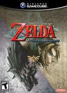 Caja de The Legend of Zelda - Twilight Princess (GameCube)
