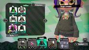 Detalle del traje escolar - Splatoon 2