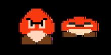 Traje de Goomba - Super Mario Maker