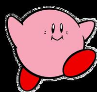 Kirby en Kirby's Dream Land