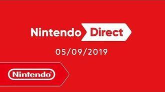 Nintendo Direct - 05-09-2019