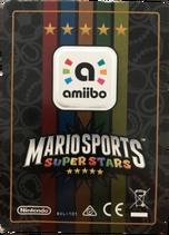 Reverso de las tarjetas de la serie Mario Sports Superstars (Europa)