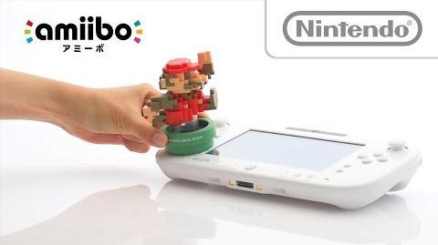 Amiibo × スーパーマリオメーカー 紹介映像