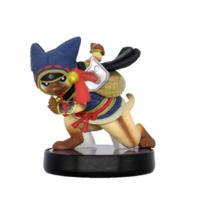 Amiibo Camarada Felyne - Serie Monster Hunter