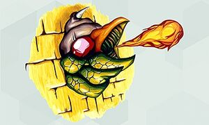 Arte de Metroid II (21) - Metroid Samus Returns