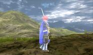 Modelo de Roy - Fire Emblem Echoes Shadows of Valentia