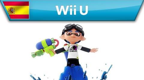 Splatoon - Tráiler amiibo (Wii U)