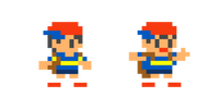 Traje de Ness - Super Mario Maker