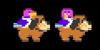 Traje del Dúo Duck Hunt - Super Mario Maker