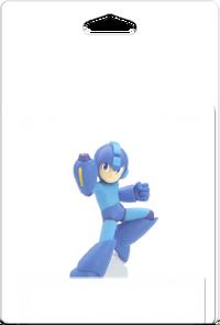 Embalaje americano del amiibo de Mega Man - Serie Mega Man