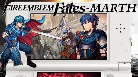 Fire Emblem Fates ESPAÑOL - ¡Consiguiendo a Marth!