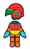 Atuendo de Samus - Mario Kart 8