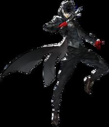 Joker en Persona 5