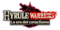 Logo Hyrule Warriors La era del cataclismo