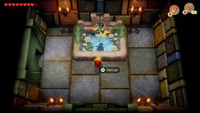 Sala de la gran hada - The Legend of Zelda Link's Awakening