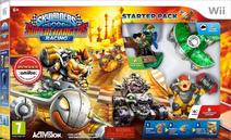 Skylanders SuperChargers - Starter Pack (Europa) (Wii)