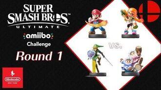Nintendo NY amiibo Challenge - Round 1