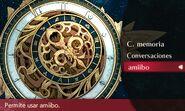 Amiibo en la Rueda de Mila - Fire Emblem Echoes Shadows of Valentia