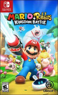 Caja de Mario + Rabbids Kingdom Battle (América)