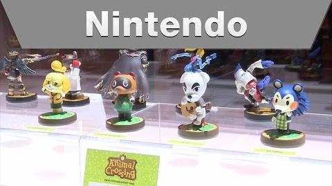 Nintendo Treehouse Live @ E3 2015 Day 2 amiibo