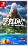 Caja de The Legend of Zelda Link's Awakening (Europa)