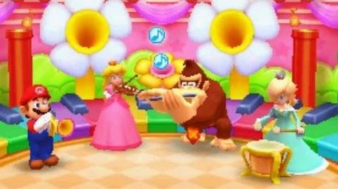 Mario Party Star Rush - All Tracks in Rhythm Recital (S Rank)