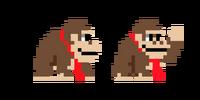 Traje de Donkey Kong - Super Mario Maker