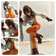 Amiibo fanmade Garnet