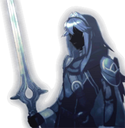 Retrato Lucina - Fire Emblem Echoes Shadows of Valentia