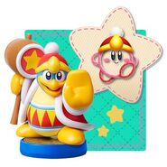 Habilidad del amiibo del Rey Dedede - Más Kirby el reino de los hilos