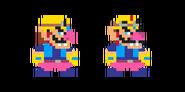 Traje de Wario - Super Mario Maker