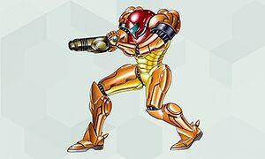 Arte de Metroid II (1) - Metroid Samus Returns