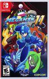 Caja de Mega Man 11 (América)