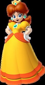 Daisy en Mario Party 10