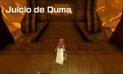 Entrada del Juicio de Duma - Fire Emblem Echoes Shadows of Valentia