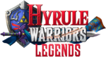 Logo Hyrule Warriors Legends