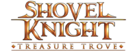 Logo de Shovel Knight - Treasure Troves