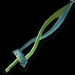 Render Espada de la fiera deidad - Majora's Mask