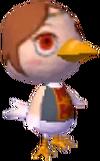 Aldeana Medli en Animal Crossing New Leaf - Welcome amiibo
