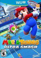 Caja de Mario Tennis Ultra Smash (América)