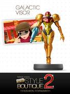 Visor galácticos - Nintendo presenta New Style Boutique 2 ¡Marca tendencias!