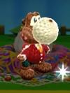 Patrón Candrés - Poochy & Yoshi's Woolly World