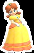 Calcomanía brillante de Daisy - Super Mario Party