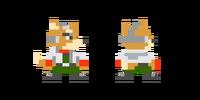 Traje de Fox - Super Mario Maker