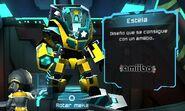 Meka Estela - Metroid Prime Blast Ball