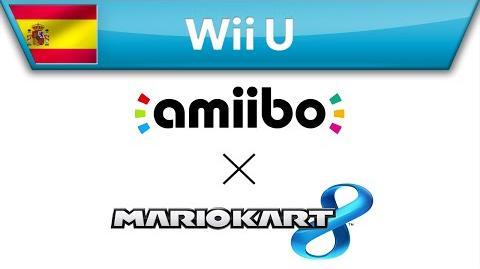 Mario Kart 8 - Tráiler de amiibo (Wii U)