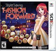 Caja de Nintendo presenta New Style Boutique 2 ¡Marca tendencias! (América)