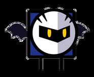 Sprite Meta Knight - Bye-Bye BoxBoy!