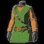 Sprite Túnica del Preludio - The Legend of Zelda Breath of the Wild