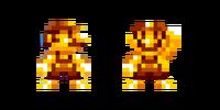 Traje de Mario dorado - Super Mario Maker